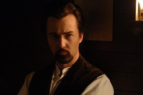 The Illusionist - edward-norton Photo