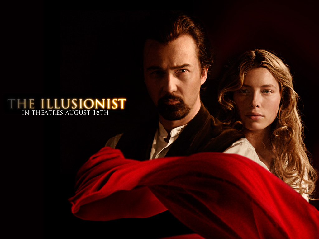 Edward Norton images The Illusionist HD wallpaper and ...
