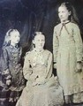 The Ingalls Sisters - laura-ingalls-wilder photo