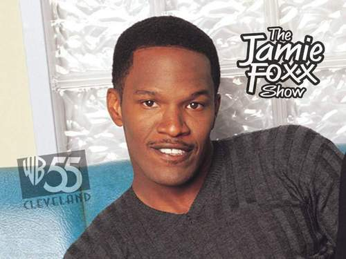 The Jamie Foxx tampil