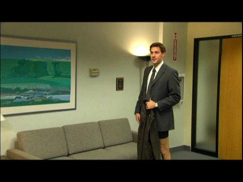 The Job (blooper)