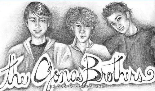 The Jonas Brothers - the-jonas-brothers Fan Art