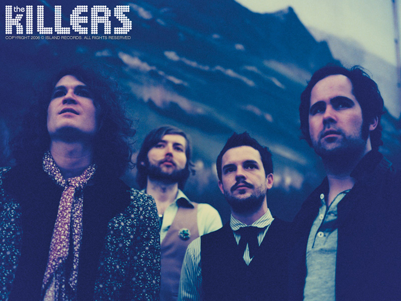 the killers wallpaper. The Killers