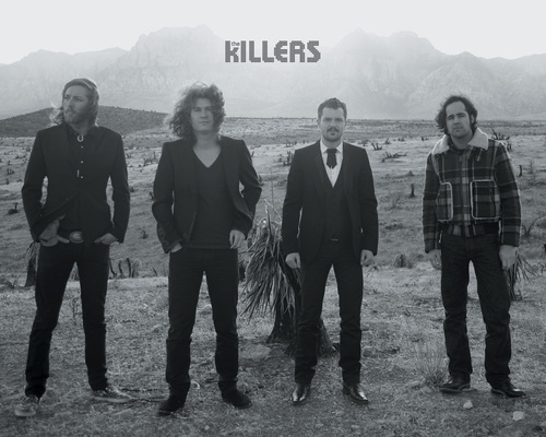 The Killers wallpaper titled The Killers