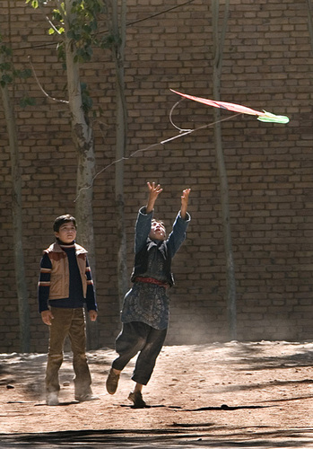 Book to Screen Adaptations wallpaper entitled The pipa, kite Runner