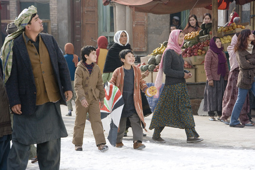 The drachen, kite Runner