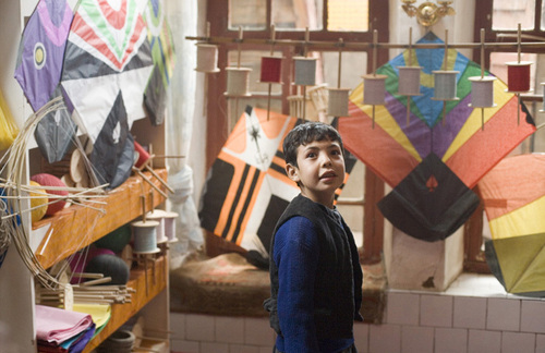 The pipa, kite Runner