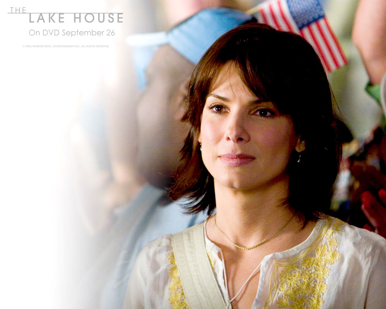 The Lake House - Sandra Bullock Wallpaper (87347) - Fanpop