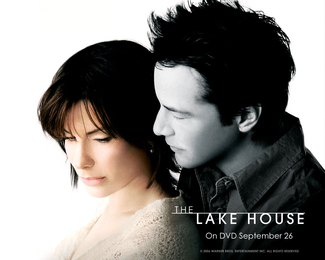 The Lake House - Sandra Bullock Wallpaper (87367) - Fanpop