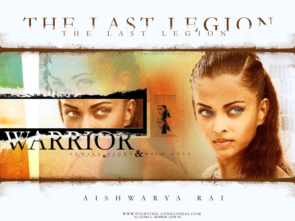 The Last Legion - Aishwarya Rai