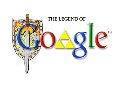 The Legend of Zelda wallpaper titled The Legend of Google