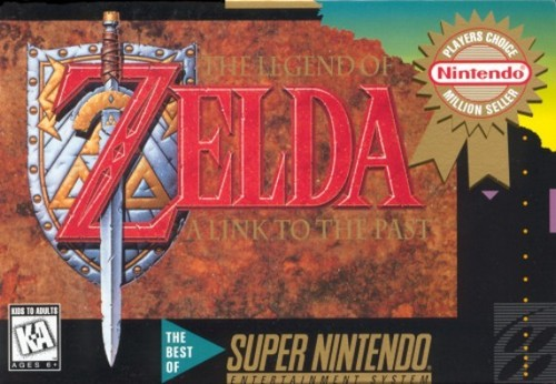 The Legend of Zelda - the-90s Photo