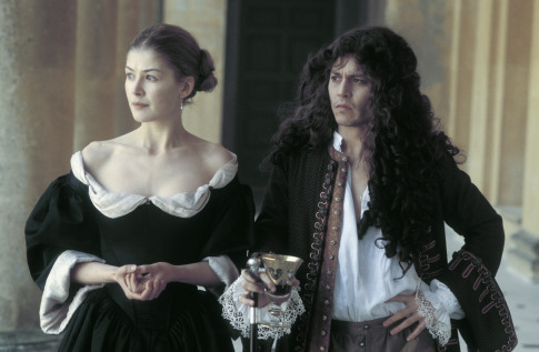 The Libertine - johnny-depp Photo