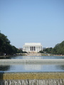 The Lincoln Memorial - travel photo