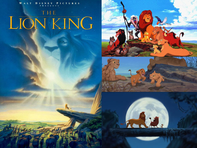 wallpaper lion king. The Lion King