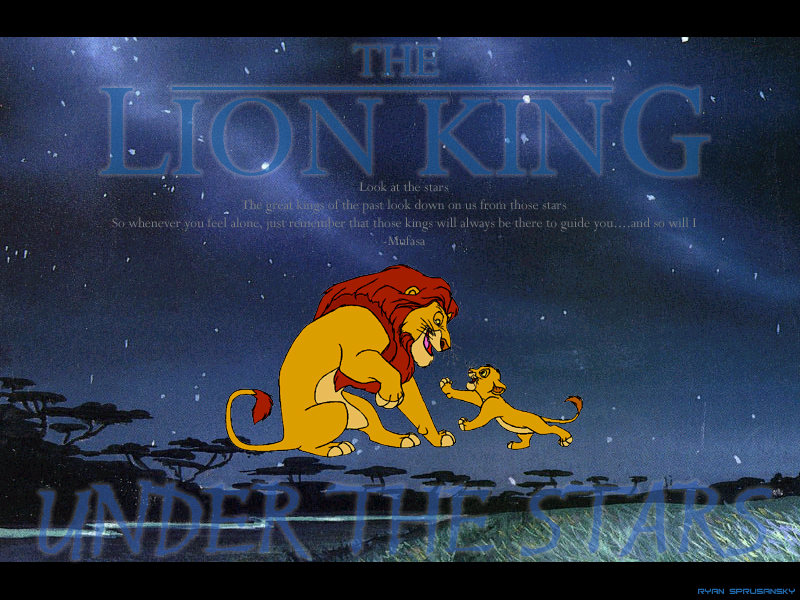 Lion King Wallpapers 1