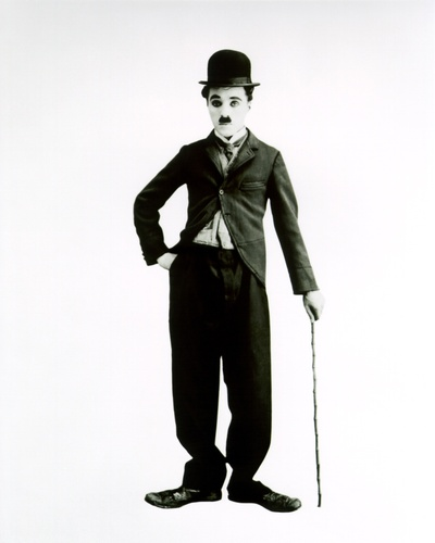 The Little Tramp - charlie-chaplin Photo