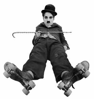 Charlie Chaplin wallpaper called The Little Tramp