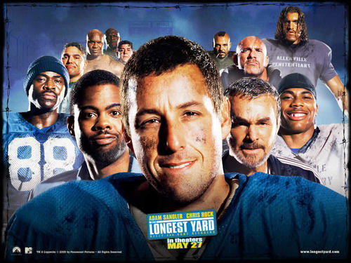 Adam Sandler wallpaper called The Longest Yard