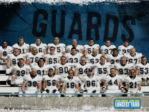 Adam Sandler wallpaper titled The Longest Yard