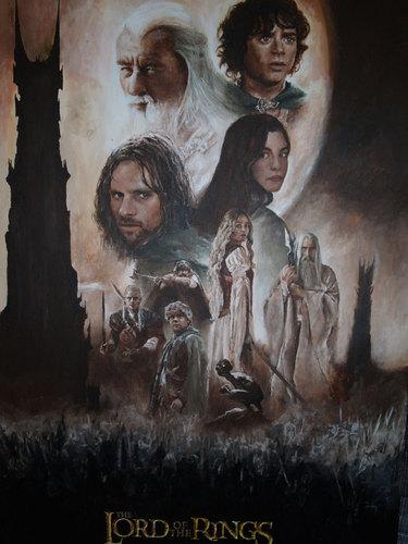el señor de los anillos fondo de pantalla entitled The Lord of the Rings