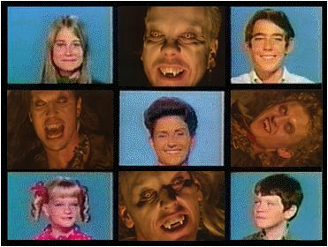 The Bloodsucking Brady Bunch!