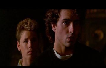 The Lost Boys Movie fond d'écran entitled Michael & Sam