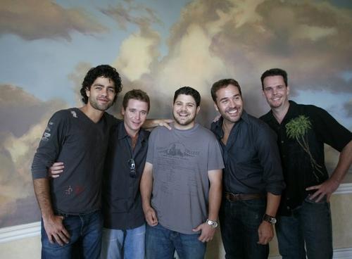 The Men of Entourage 2006