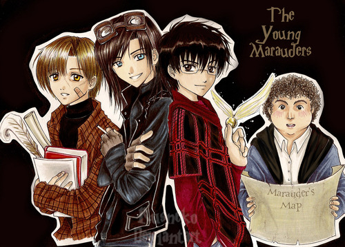 The Mischevious Marauders