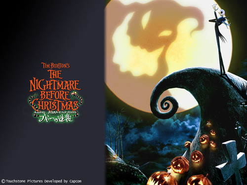 The Nightmare Before pasko