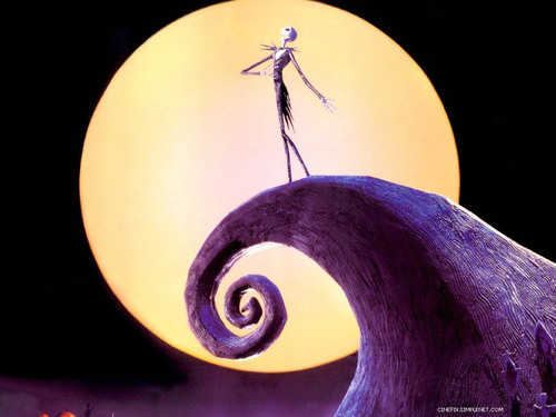 Nightmare Before Christmas wallpaper called The Nightmare Before Christmas