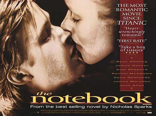The Notebook wallpaper called The Notebook Poster