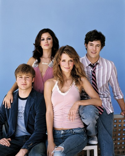 The OC achtergrond titled The O.C