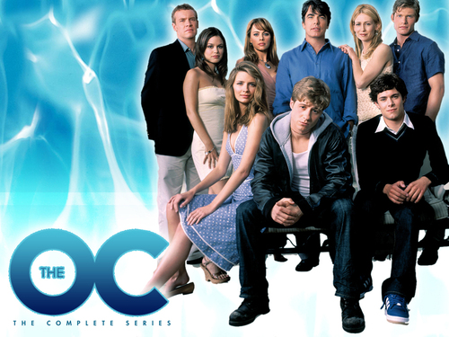 The OC wallpaper