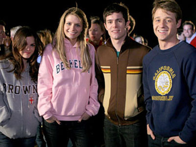 The O.C.(ジ・オーシー) 壁紙 entitled The OC cast