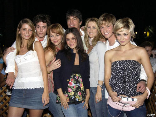 The OC cast