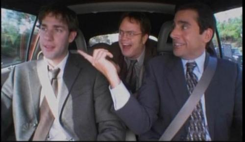 The Office- Branch Wars