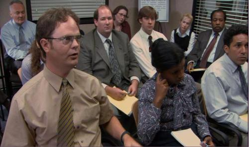 The Office- Diversity 日