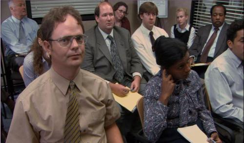 The Office- Diversity hari