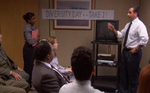 The Office- Diversity Day - mindy-kaling Photo