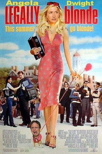 The Office: Legally Blonde