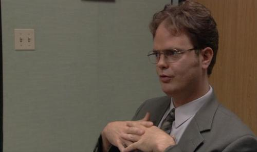 The Office- Rainn Wilson
