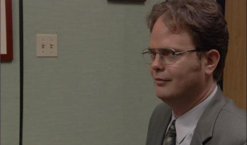 The Office- Rainn Wilson