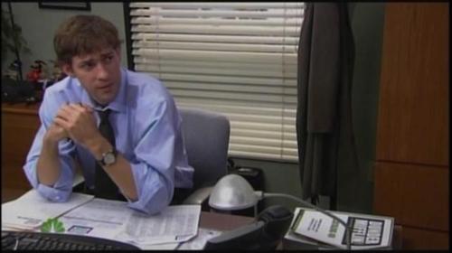 The Office- Survivorman