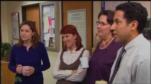 The Office- Suvivorman