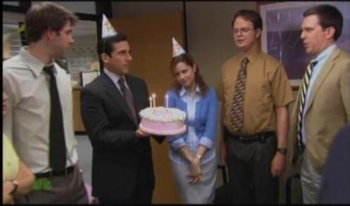 The Office- Suvivorman