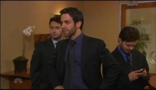 The Office- The Deposistion