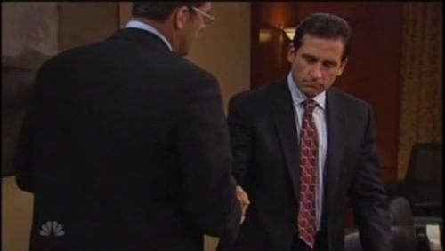 The Office- The Deposition
