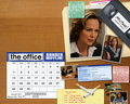The Office Calendar Wallpaper