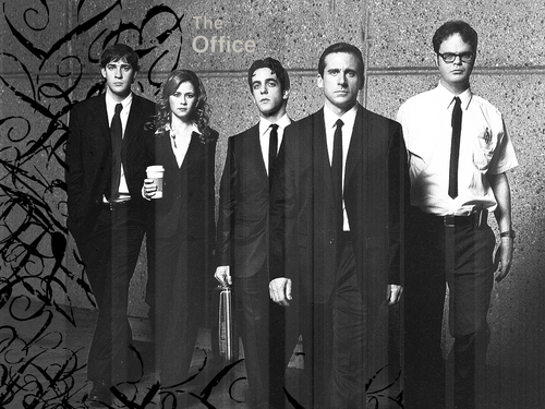 The Office Cast - the-office Wallpaper